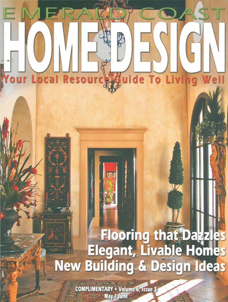 Construction Emerald Coast Home Design