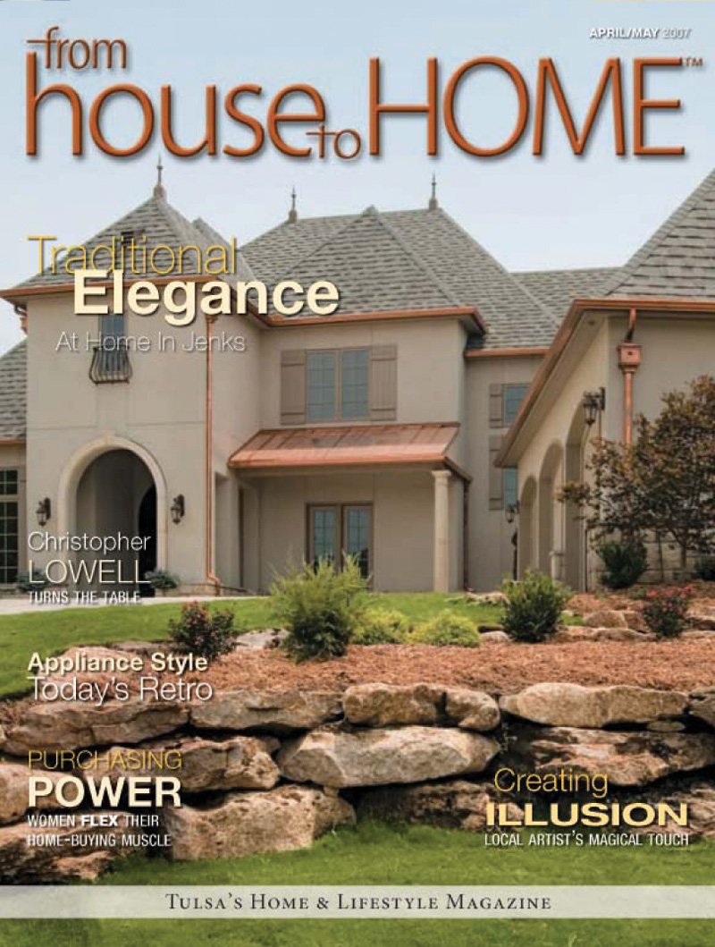From House To Home Magazine