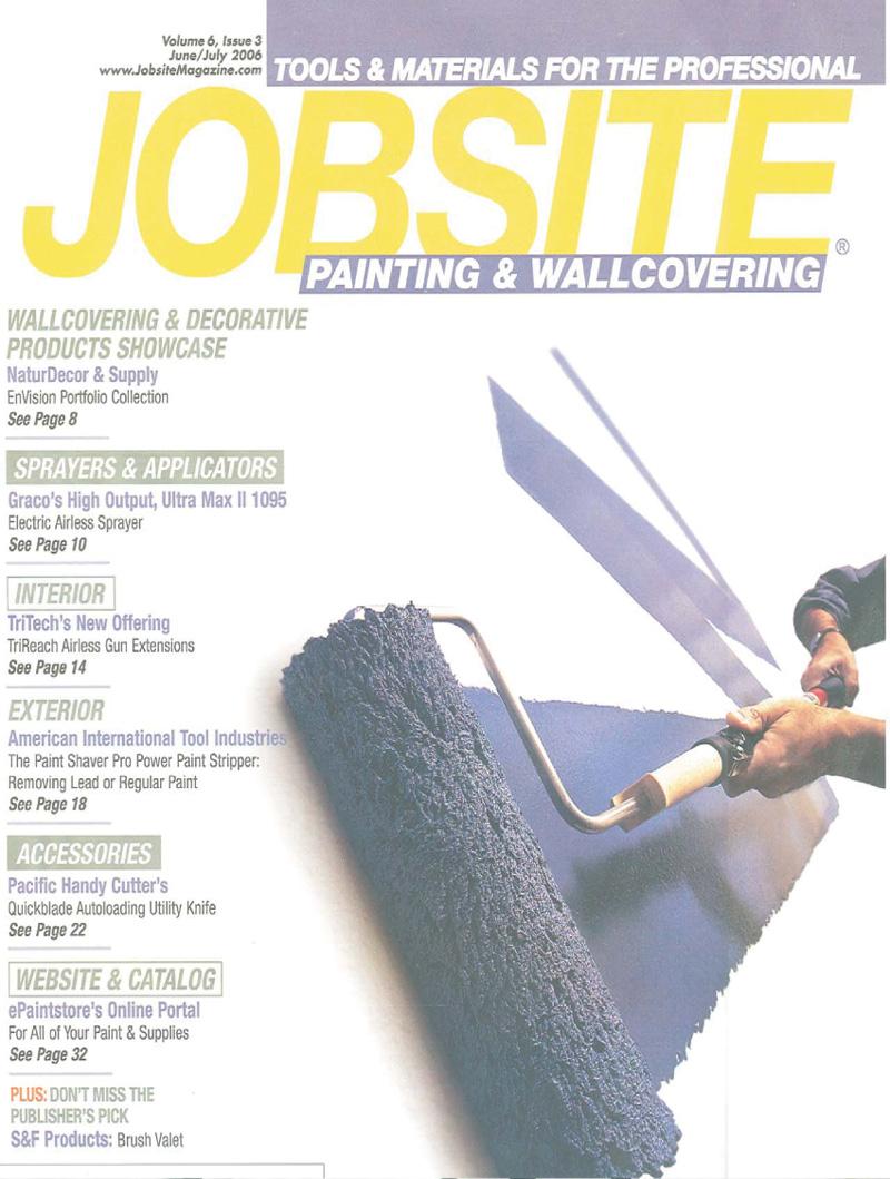 Construction Jobsite Magazine 2006