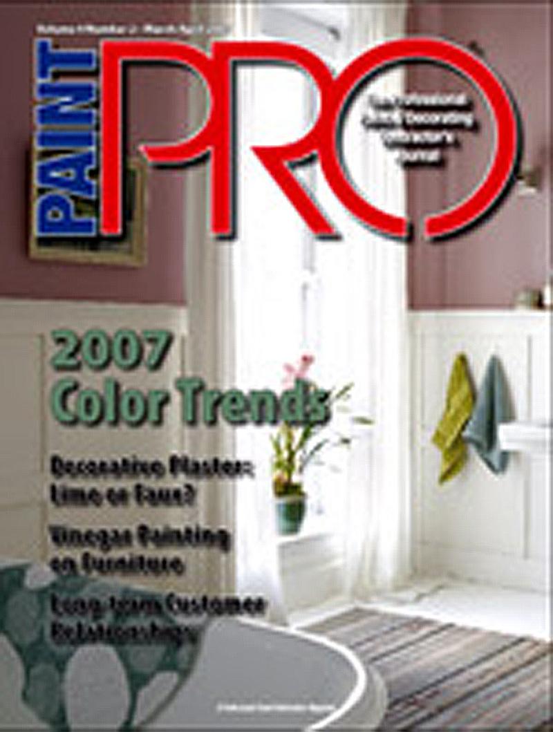 Construction Paint Pro Magazine