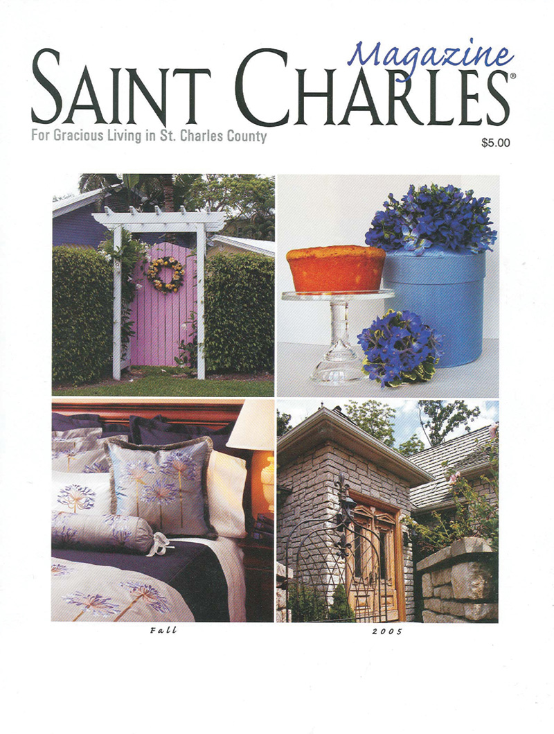 St Charles Staint Charles Magazine
