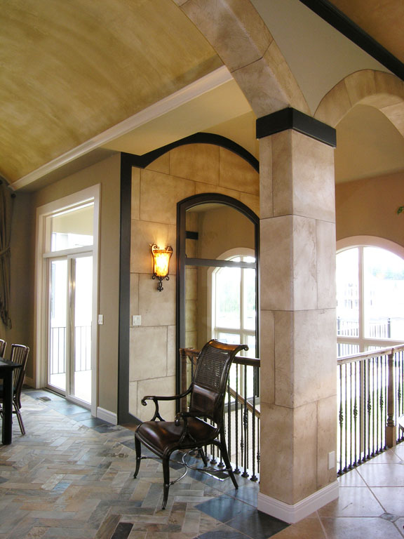 Stone Column Julien Catalina Builders_2