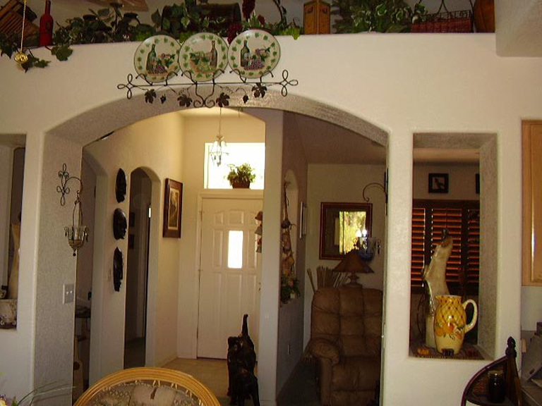 Faux Leather Archway_2