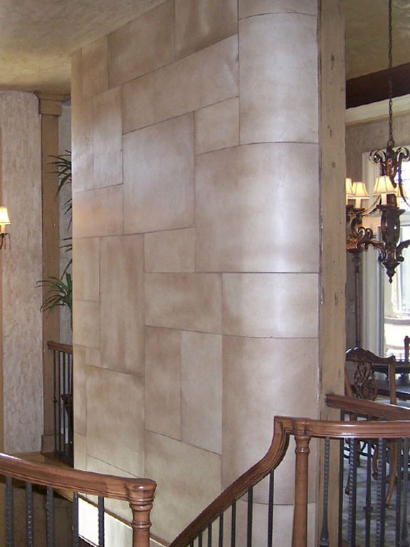 Stone Divider Wall Parade of Homes_1