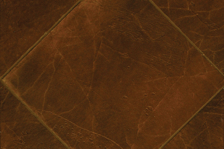 Faux Stone  WC106 - Burnt Umber DK 100 count 6 inch X 6 inch